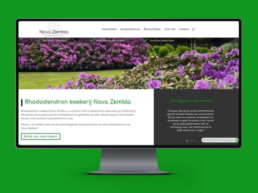 De bloei-ambitie van Kwekerij Nova Zembla